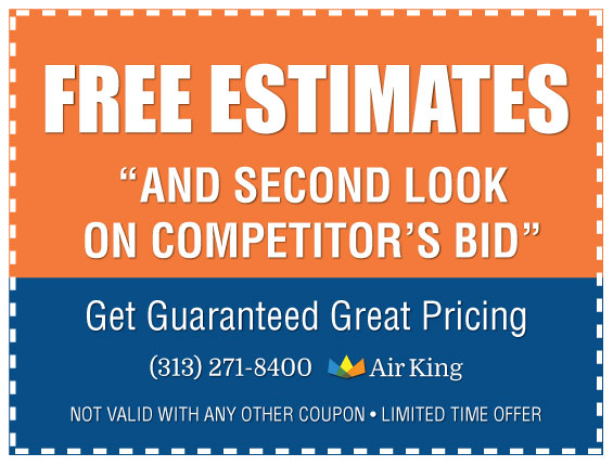 Free Estimate For Furnace Or Air Conditioner