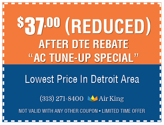 Air Conditioning Tune Up Special