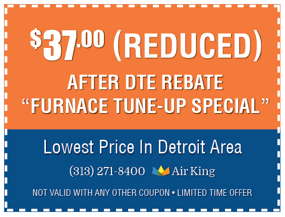 Air King Coupon Detroit MI